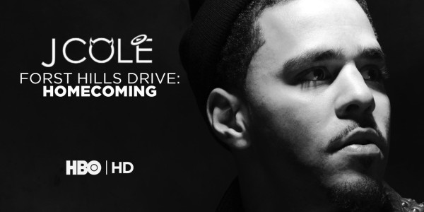 HBO Premieres J Cole's Forest Hills Drive: Homecoming